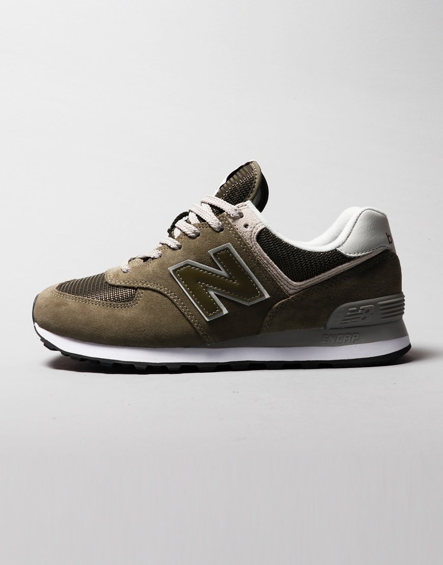 New Balance ML574EGO Sneakers Olive Night