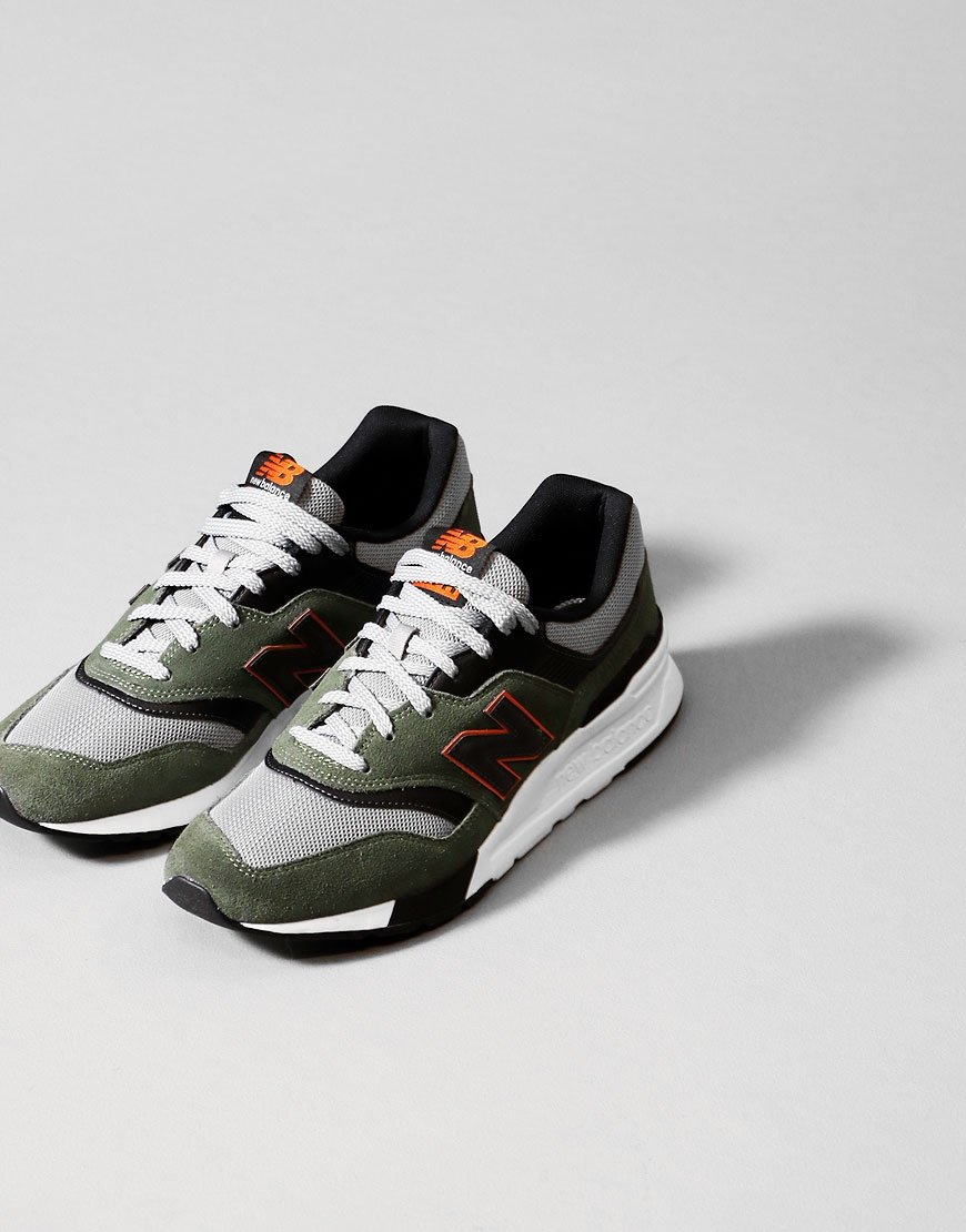 New Balance 997H Trainers Celadon