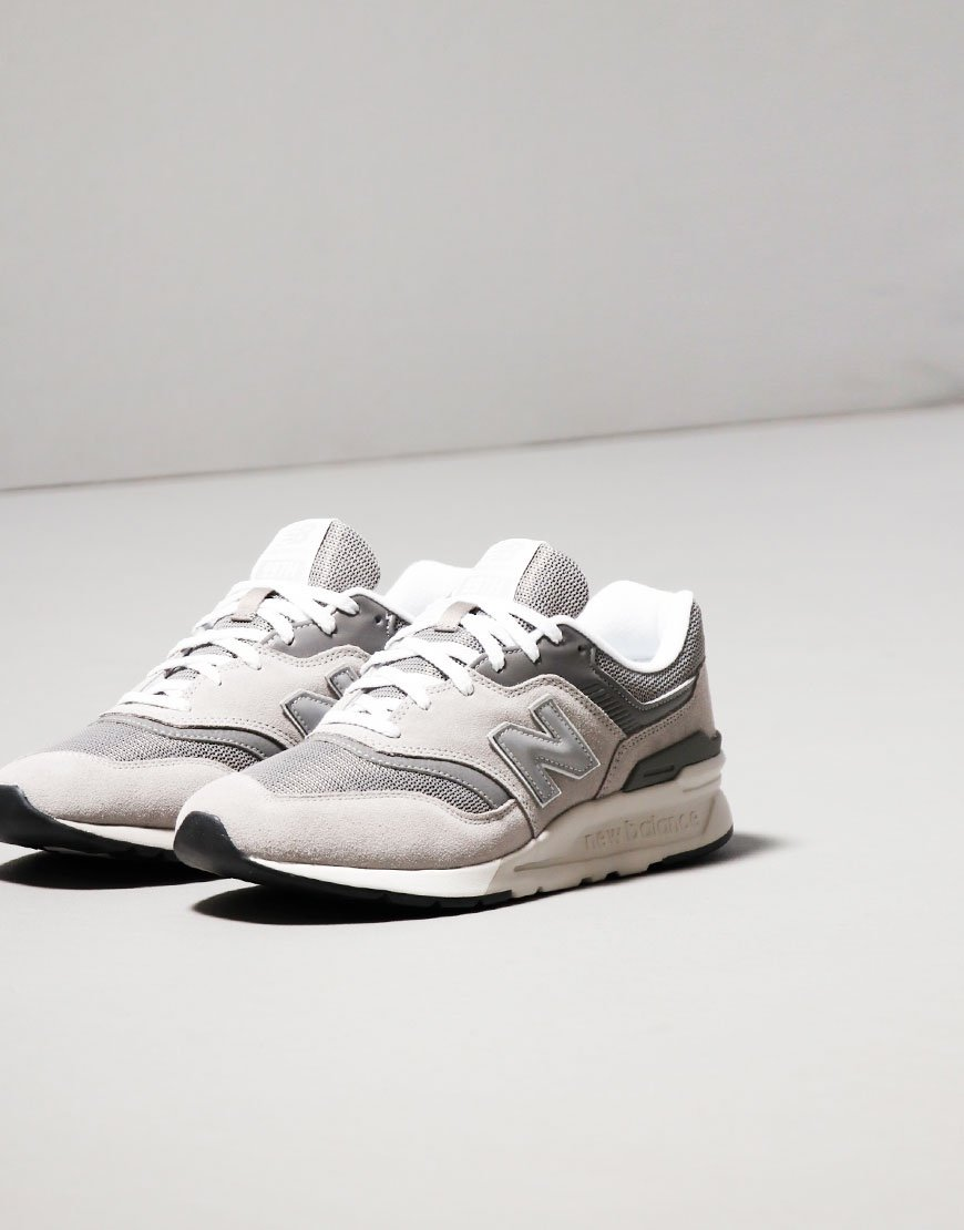 New Balance 997 Trainers Marblehead/Silver