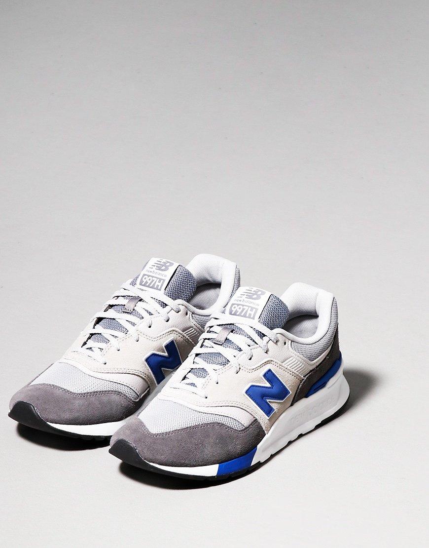 New Balance 997 Trainers Black/Antlantic