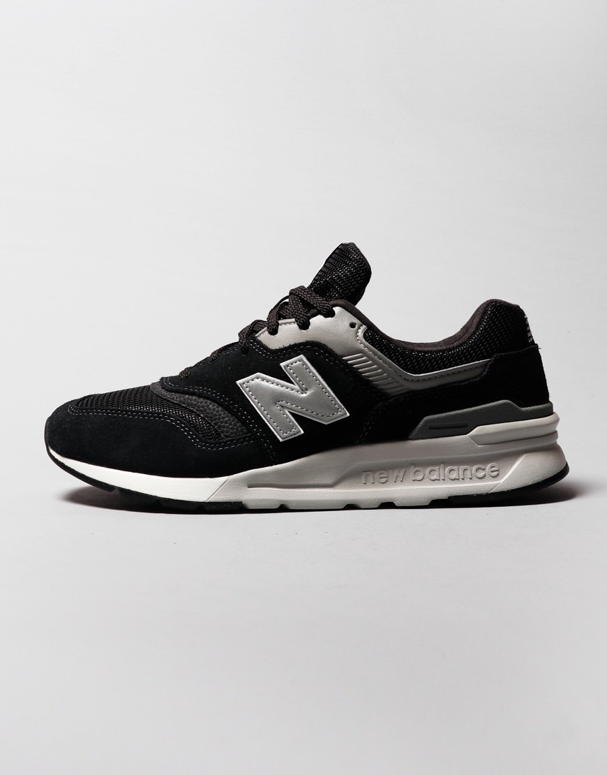 New Balance CM997HCC Sneakers Black/Silver