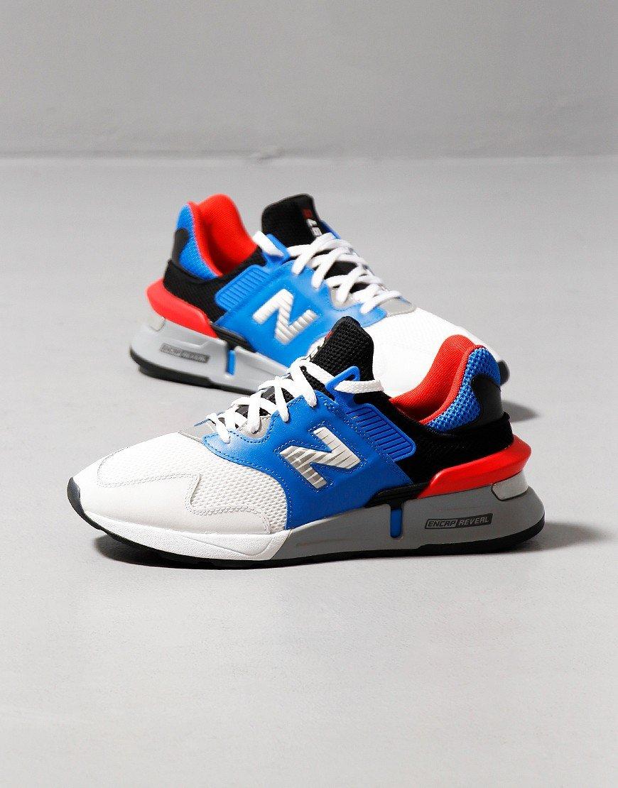 New Balance 997 Sport Trainers Blue/Black