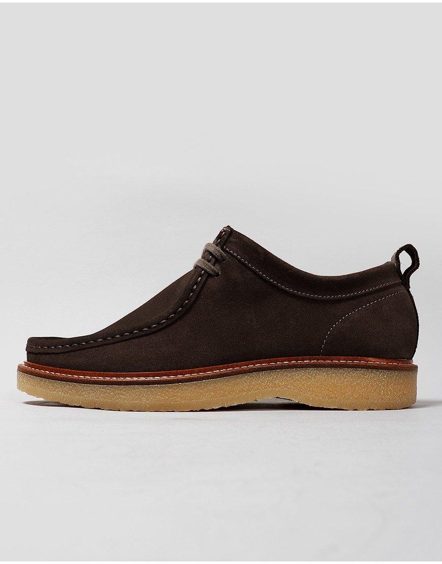 Nicholas Deakins Bowling Shoes Brown
