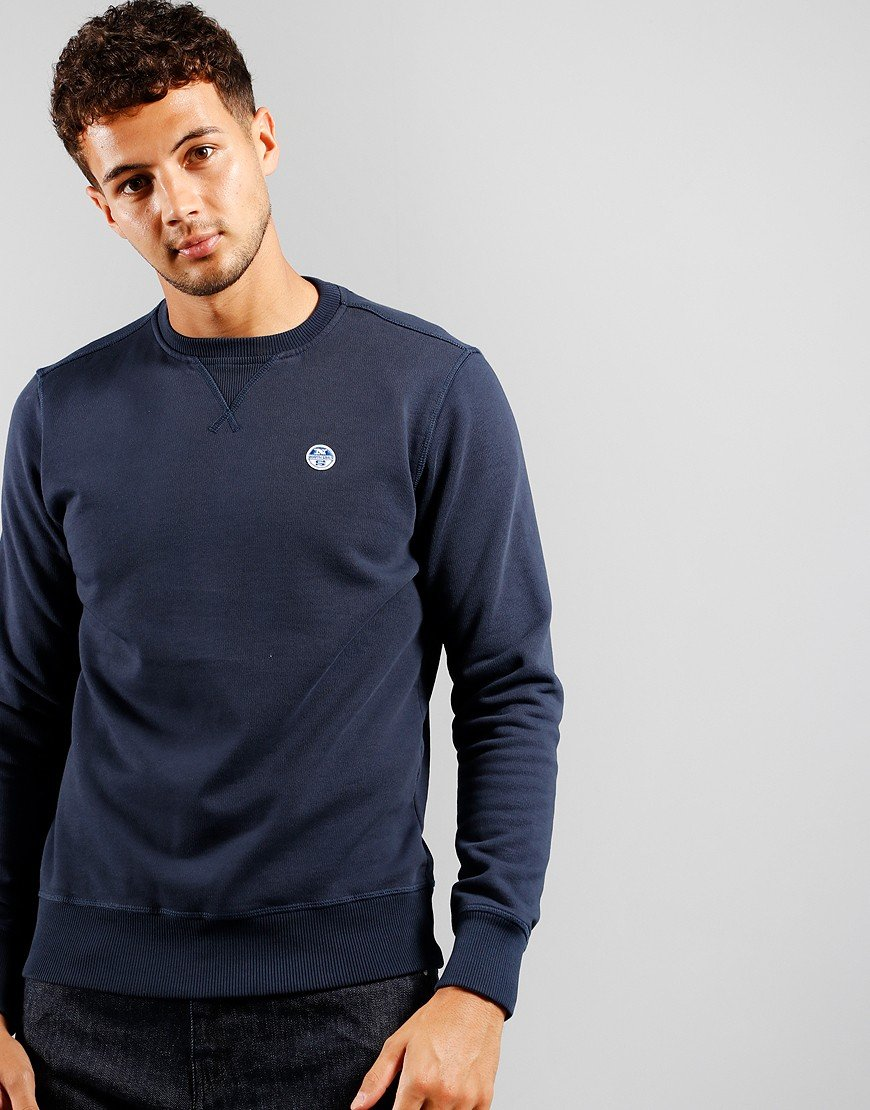 North Sails Crew Neck Sweat Navy