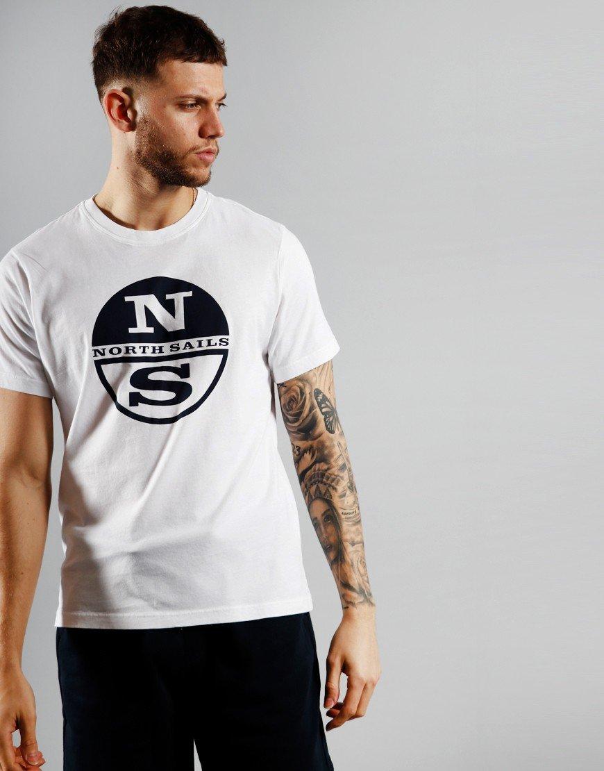 North Sails Graphic T-Shirt White