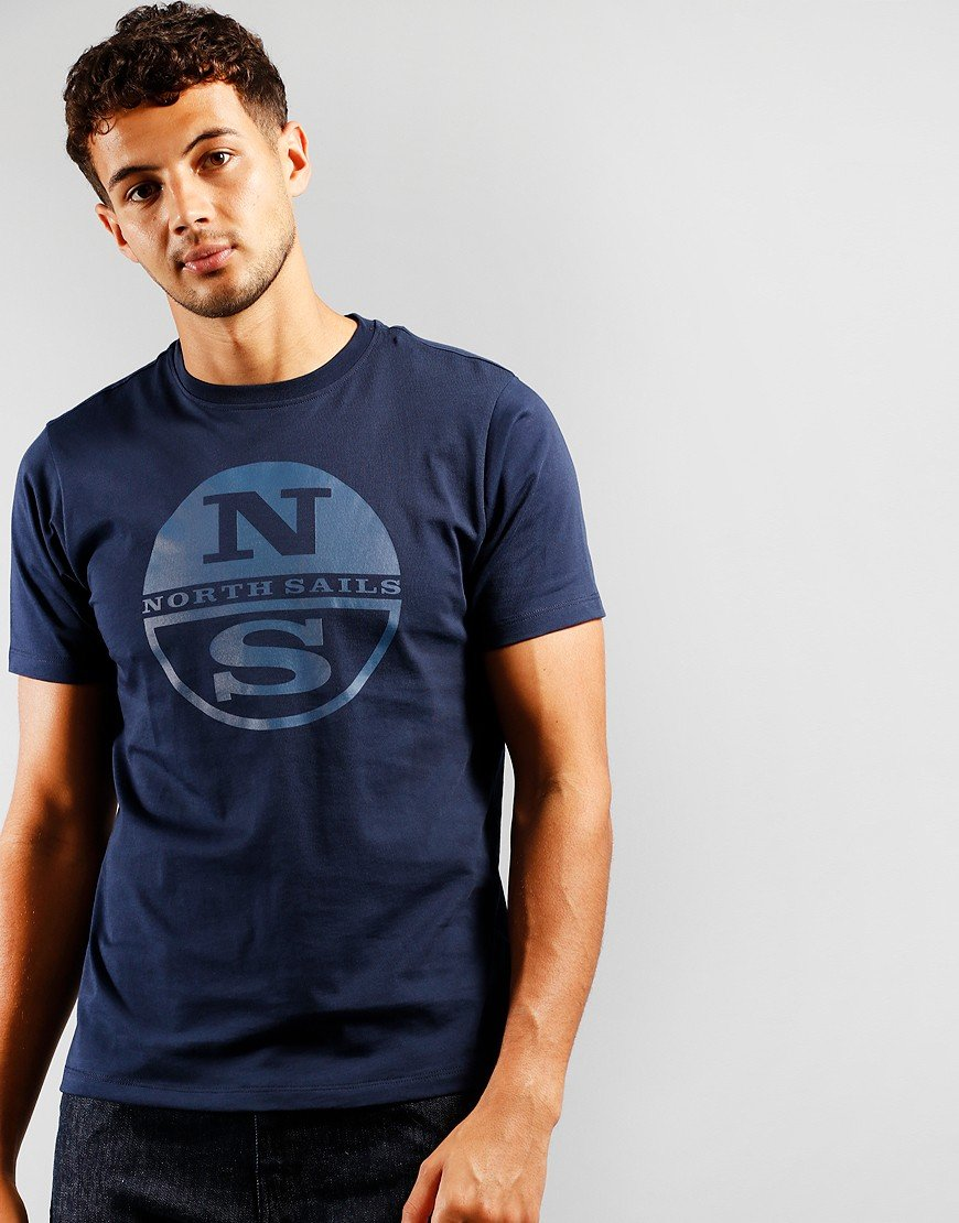 North Sails Graphic T-Shirt Navy