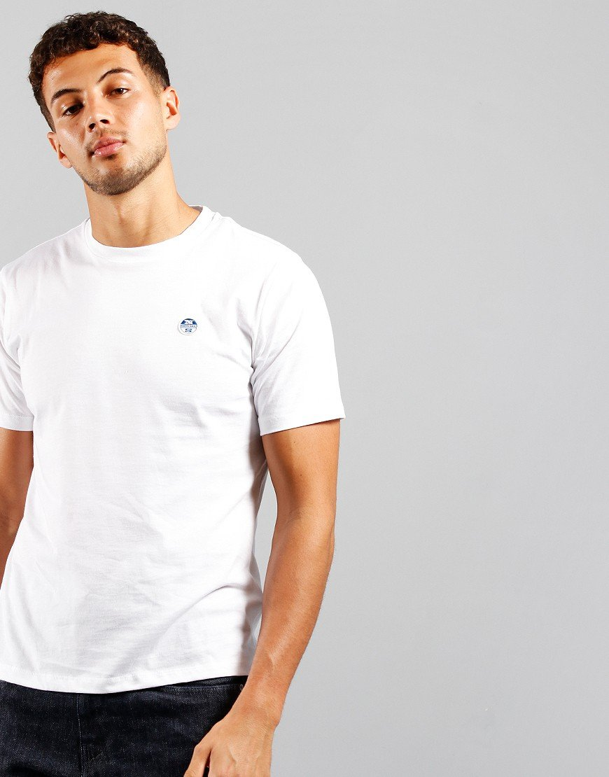 North Sails Plain T-Shirt White