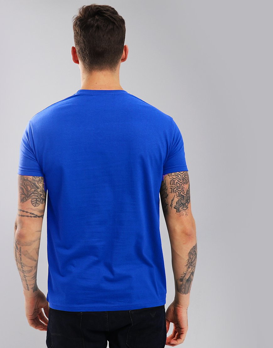 Eighties Casuals Northern Monkey T-Shirt Blue