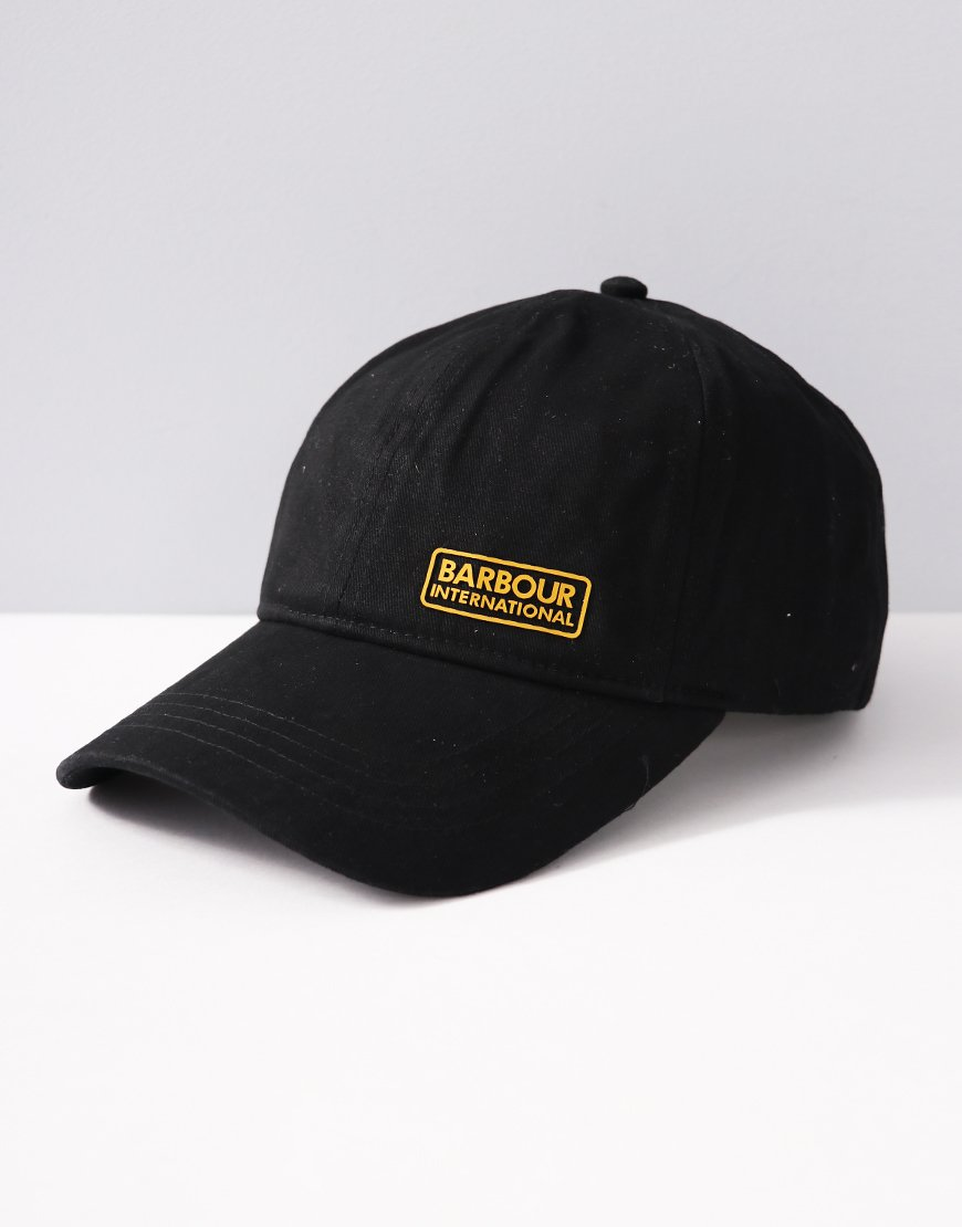 Barbour International Norton Drill Cap Black
