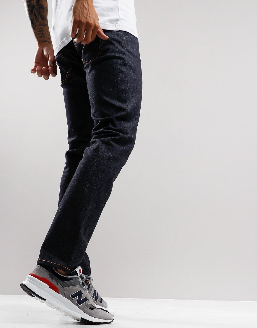 Nudie Grim Tim Reg Fit Jeans True Navy
