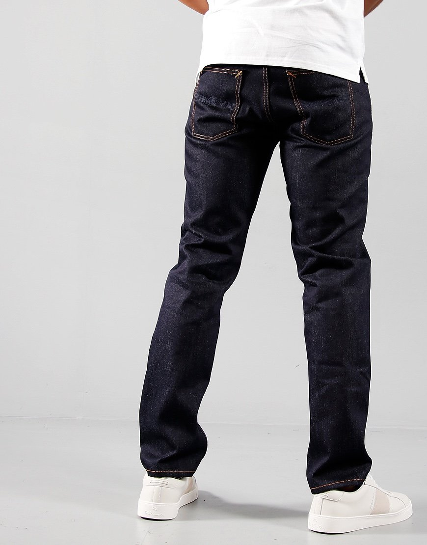 Nudie Jeans Co. Gritty Jackson Jeans Navy