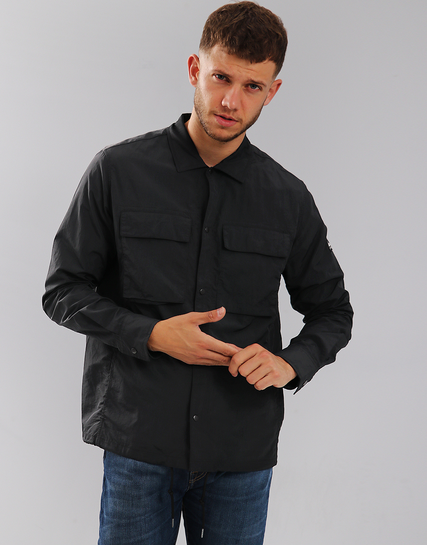 Penfield Oakledge Overshirt Black
