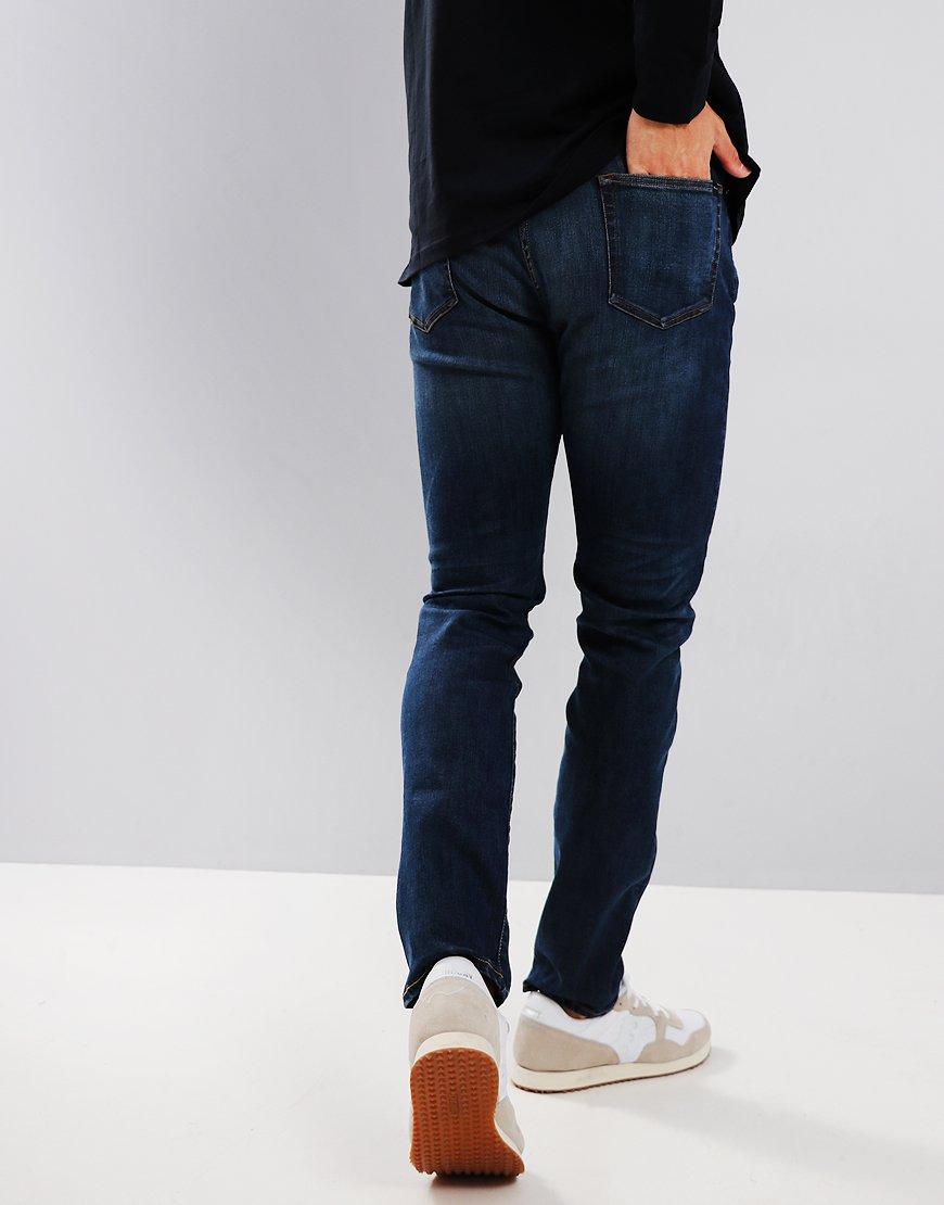 Paul Smith Slim-Fit 'Reflex Super Stretch' Jeans Blue