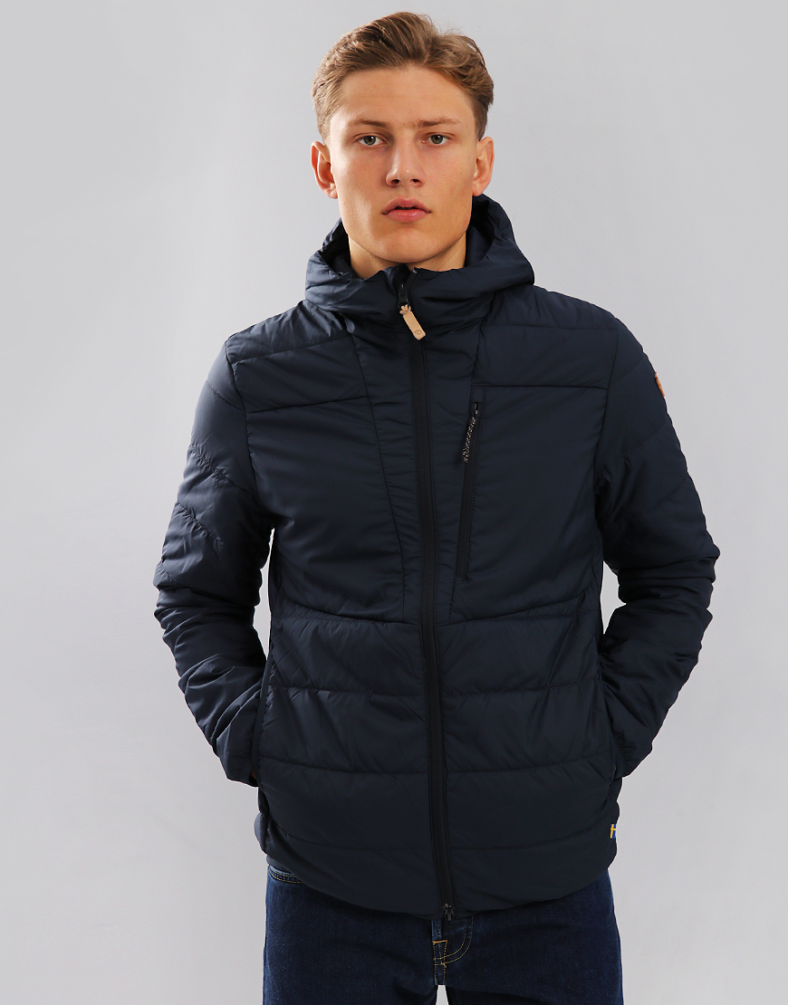 Fjällräven Keb Padded Hooded Jacket Night Sky