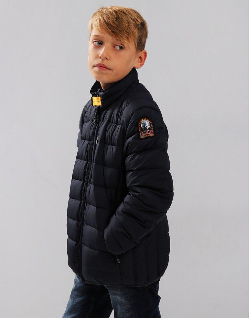 Parajumpers Kids Ugo Jacket Blue/Black