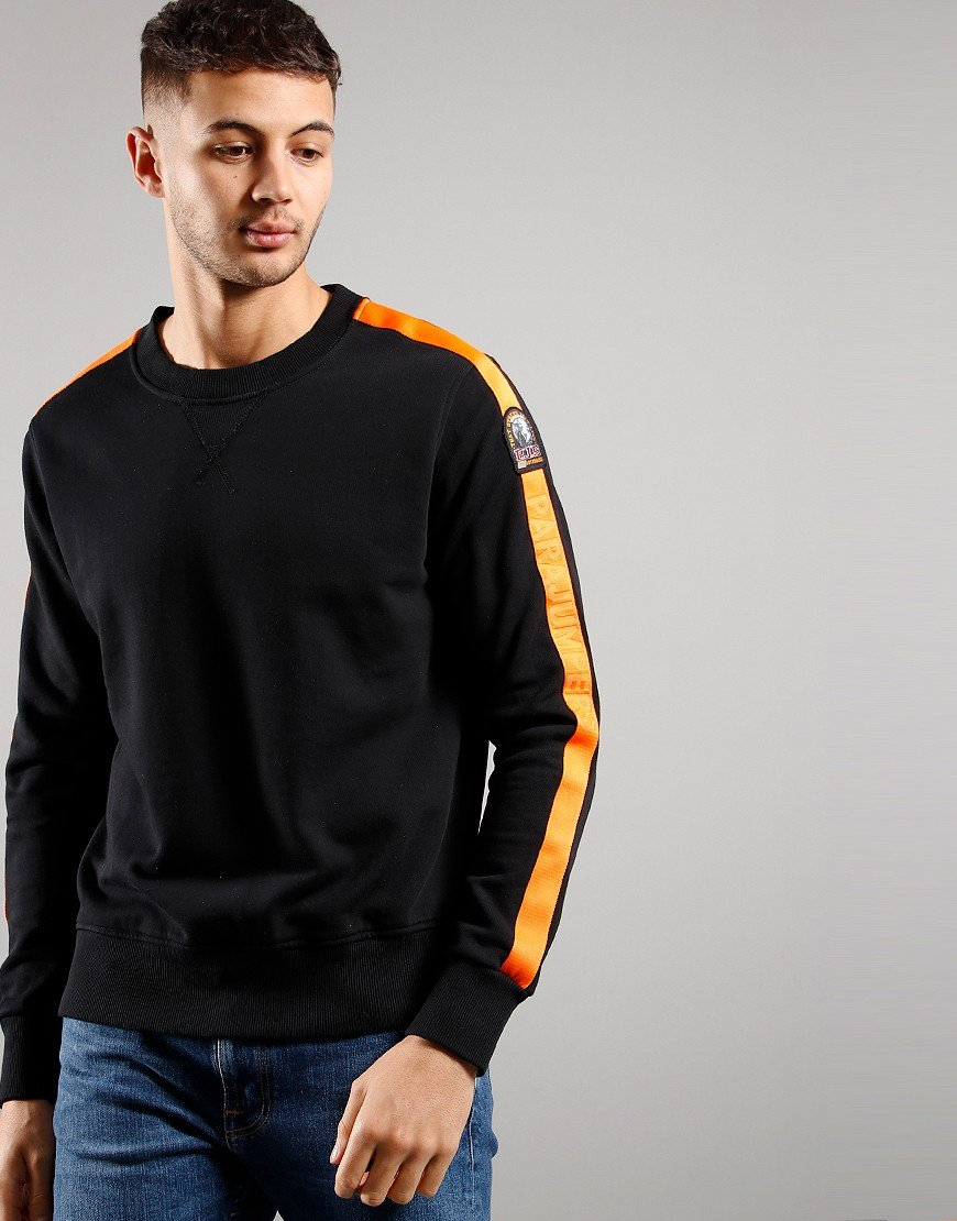 Parajumpers Armstrong Crew Sweat Black