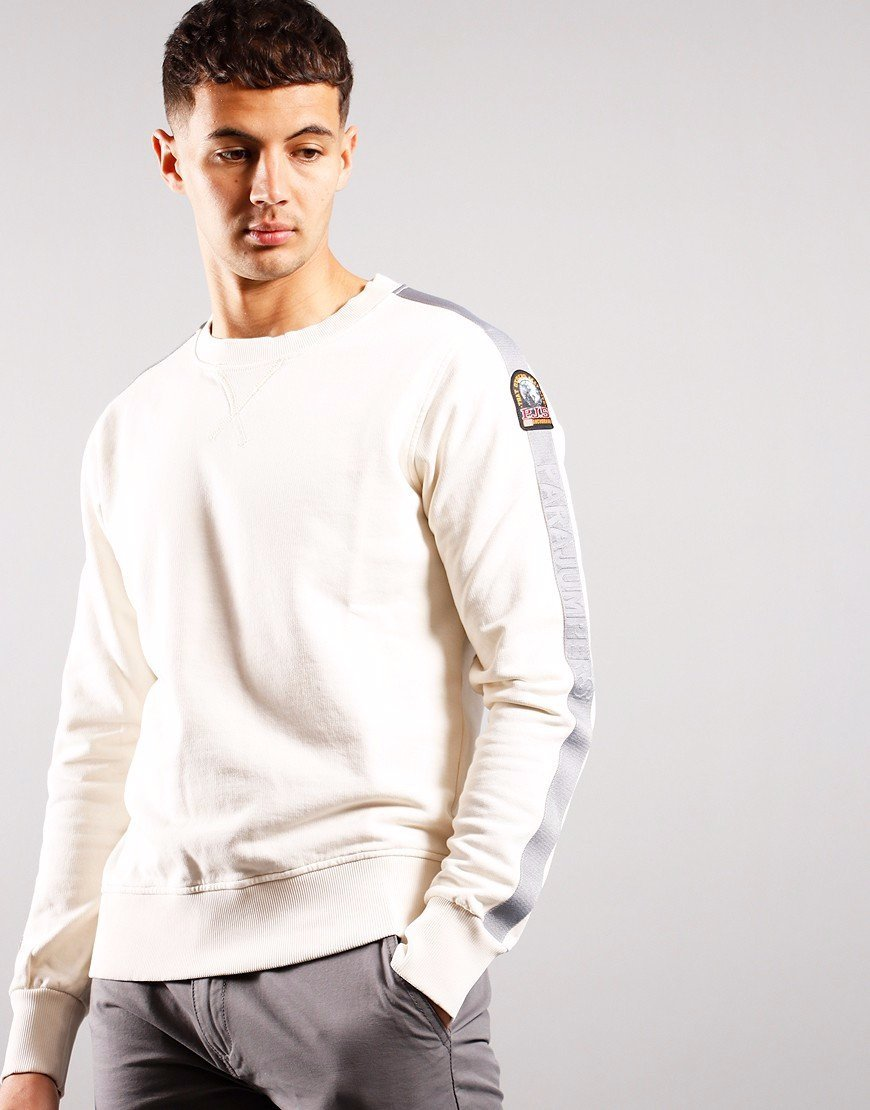 Parajumpers Armstrong Crew Sweat Moonbeam