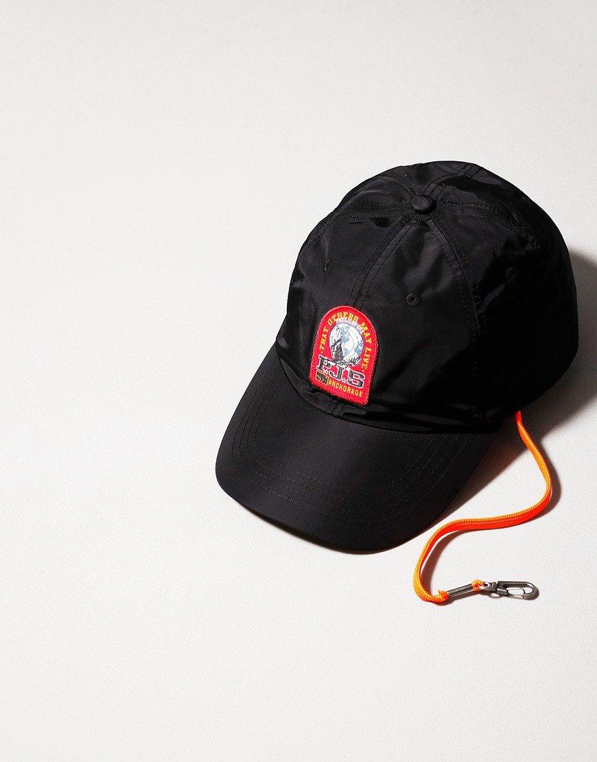 Parajumpers Bravo Cap Black