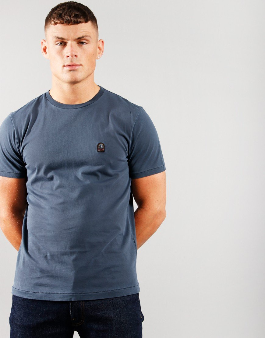 Parajumpers Patch T-Shirt Navy