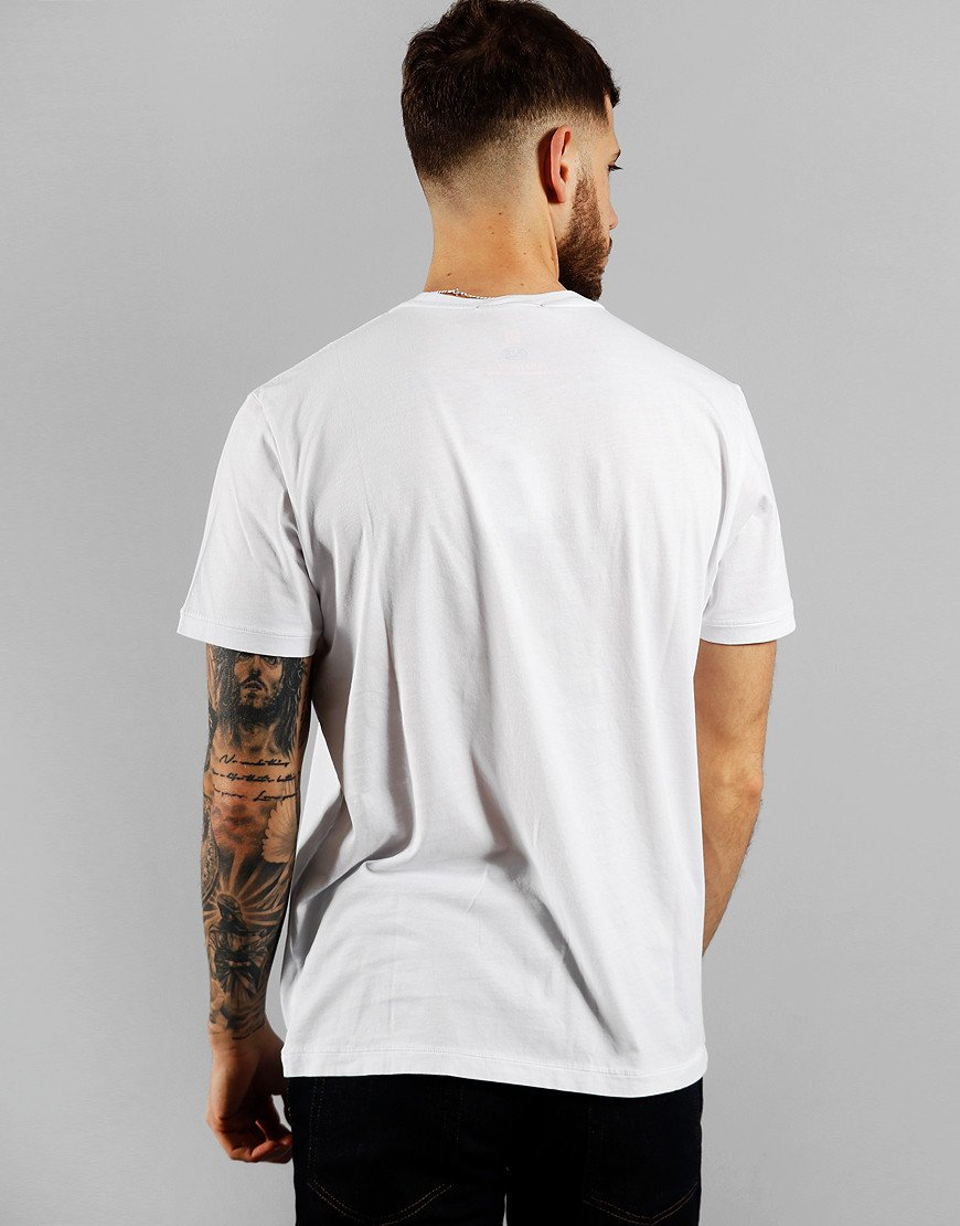 Parajumpers Patch T-Shirt  White