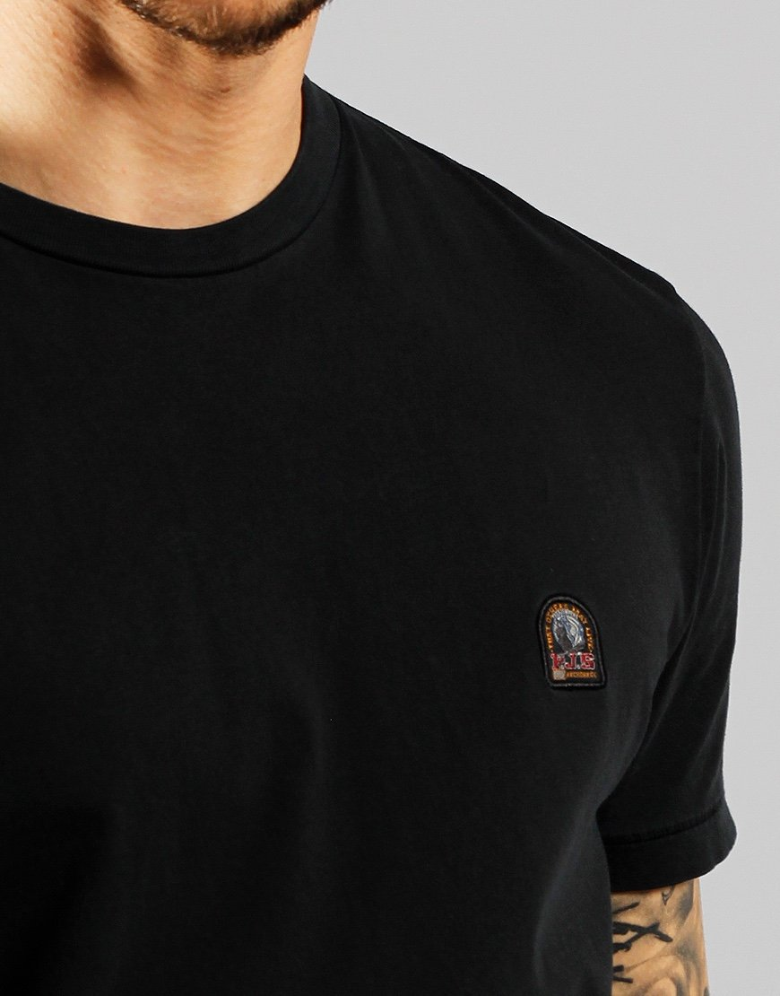 Parajumpers Patch T-shirt  Black