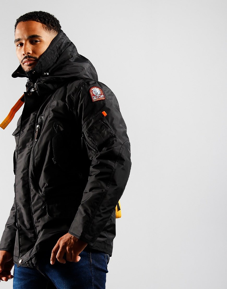 Parajumpers Right Hand Base Jacket Black
