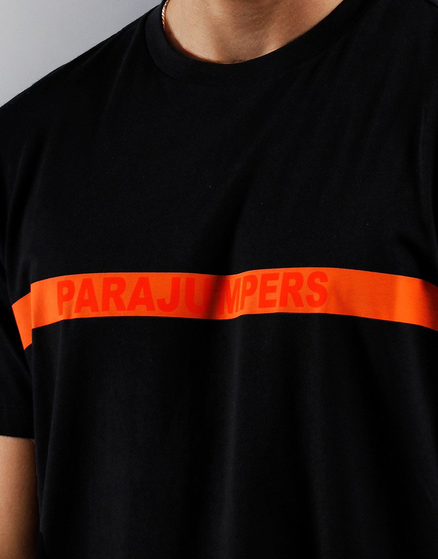 Parajumpers Spike T-Shirt Black