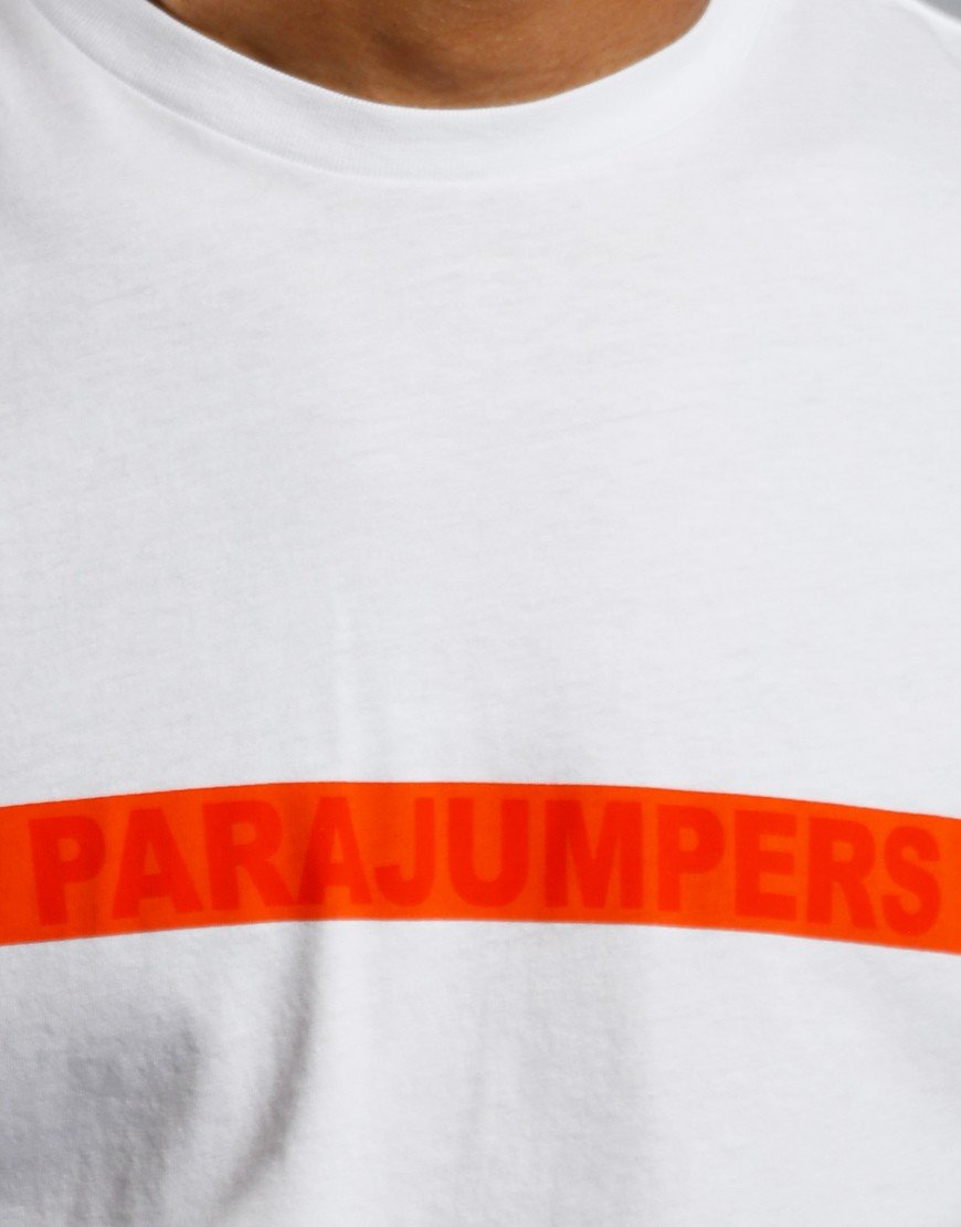 Parajumpers Spike T-Shirt White