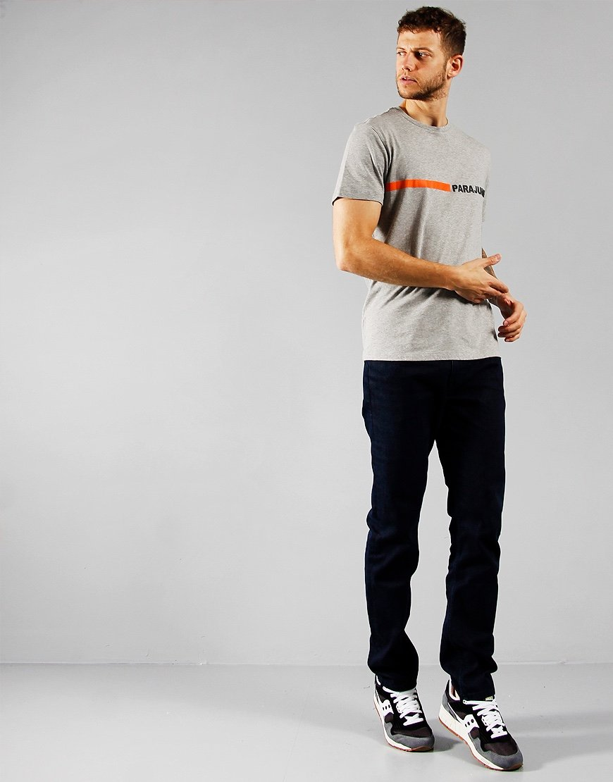 Parajumpers Urban T-shirt  Steel Melange