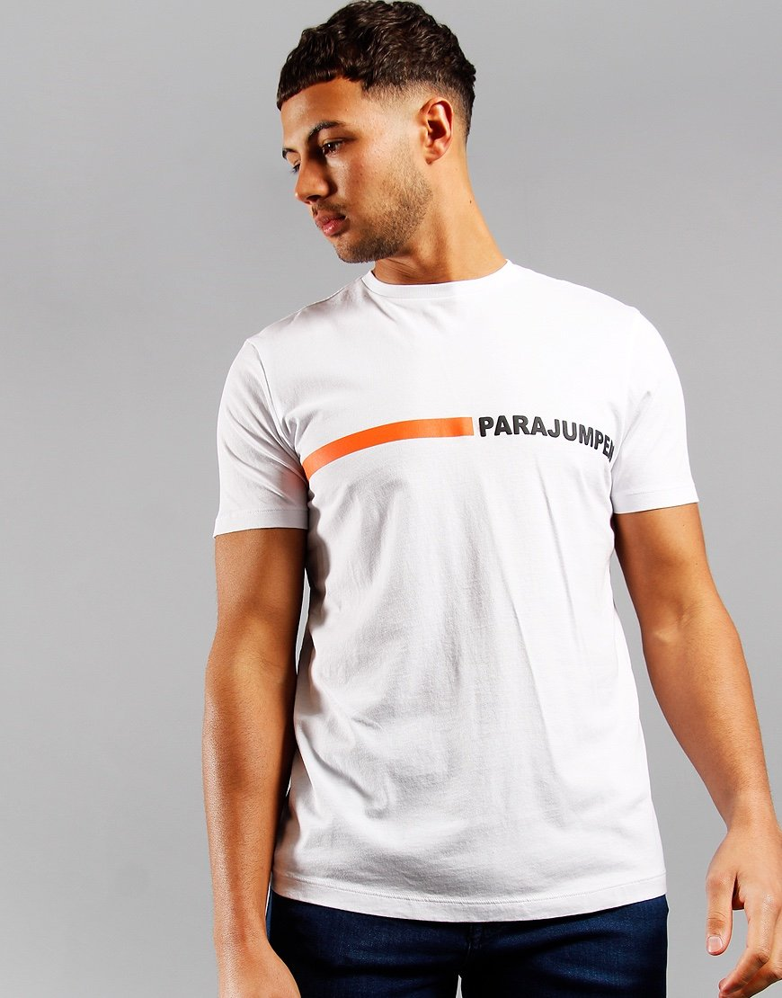 Parajumpers Urban T-shirt  White