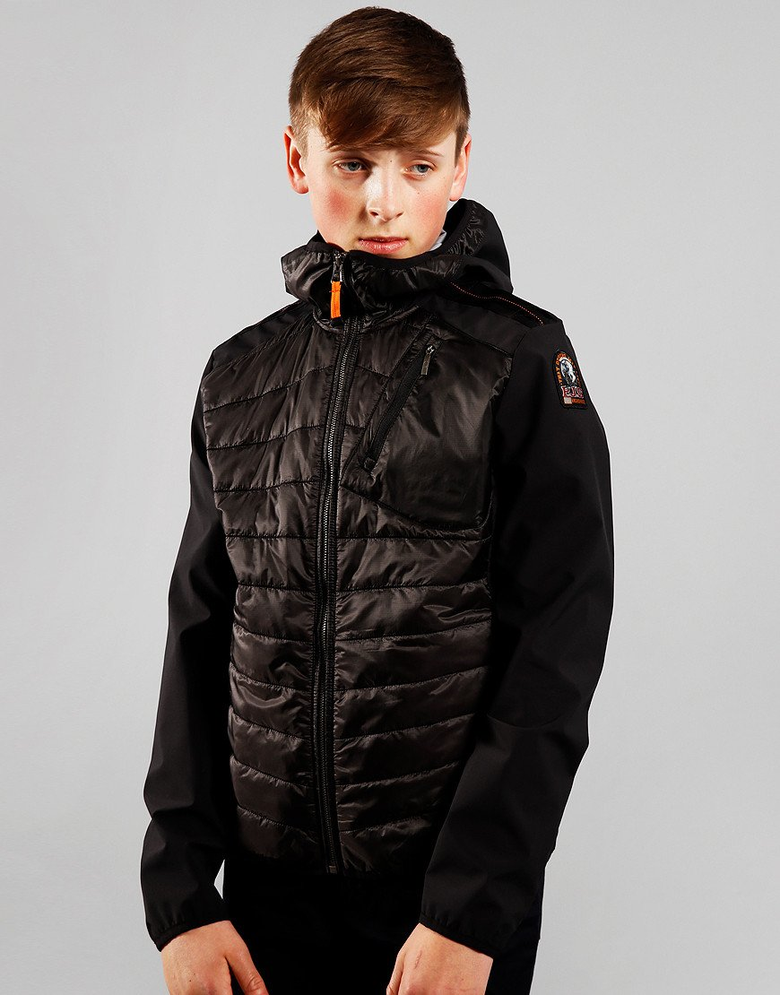 Parajumpers Kids Nolan Jacket Black