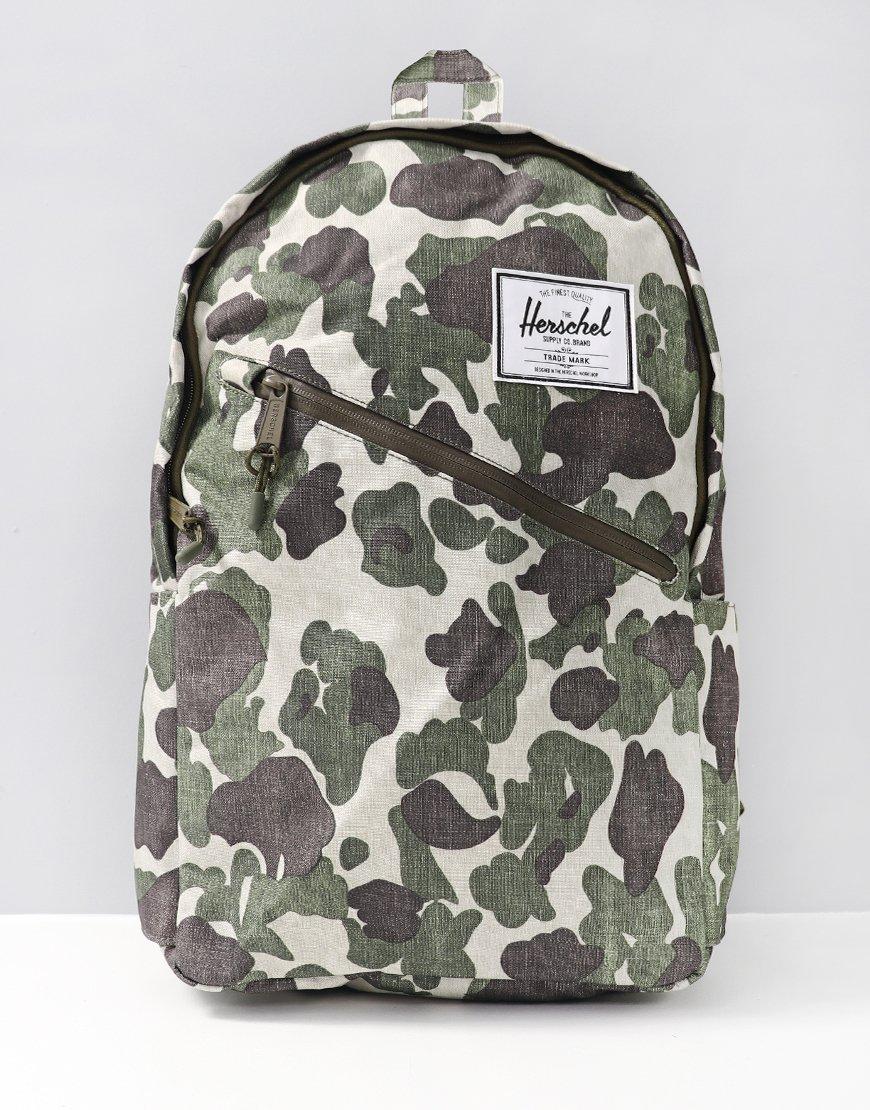 Herschel Parker Backpack Frog Camo