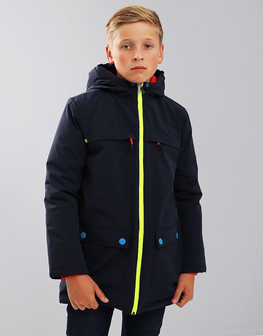 Paul Smith Junior Scottie Jacket Navy