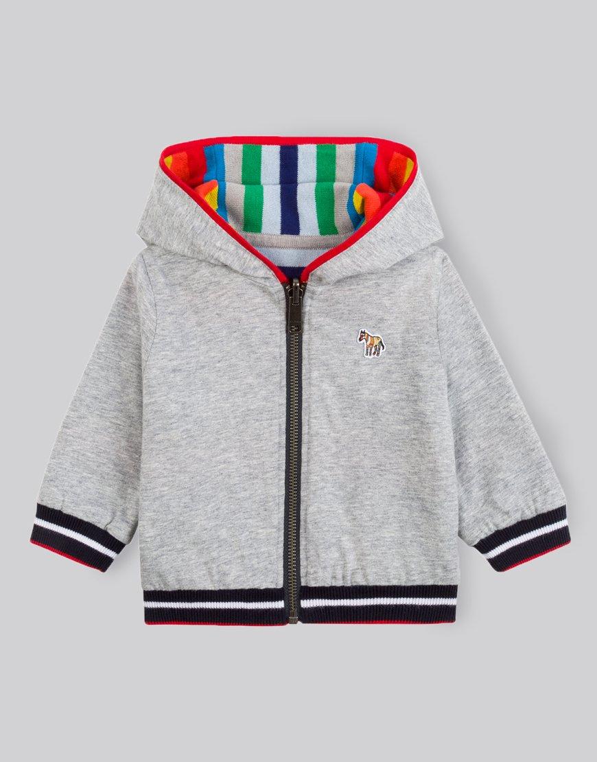 Paul Smith Junior Santi Jacket Marl Grey