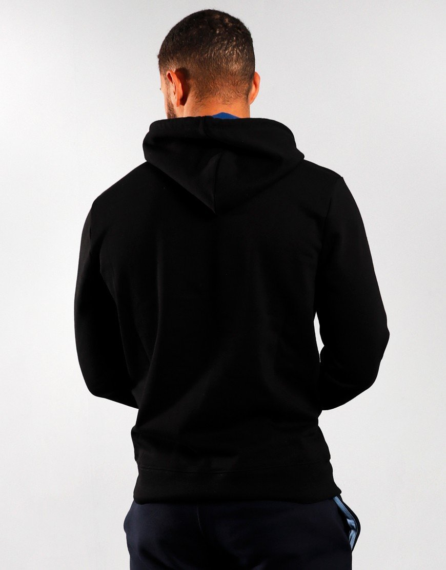 Paul Smith Zebra Hooded Sweat Black