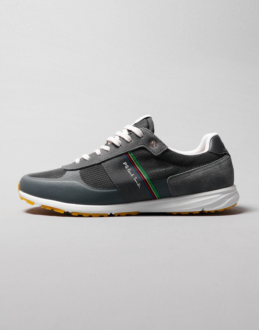 Paul Smith Huey Trainers Grey