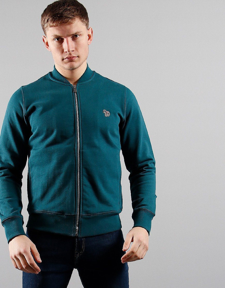 Paul Smith Bomber Sweat Lime