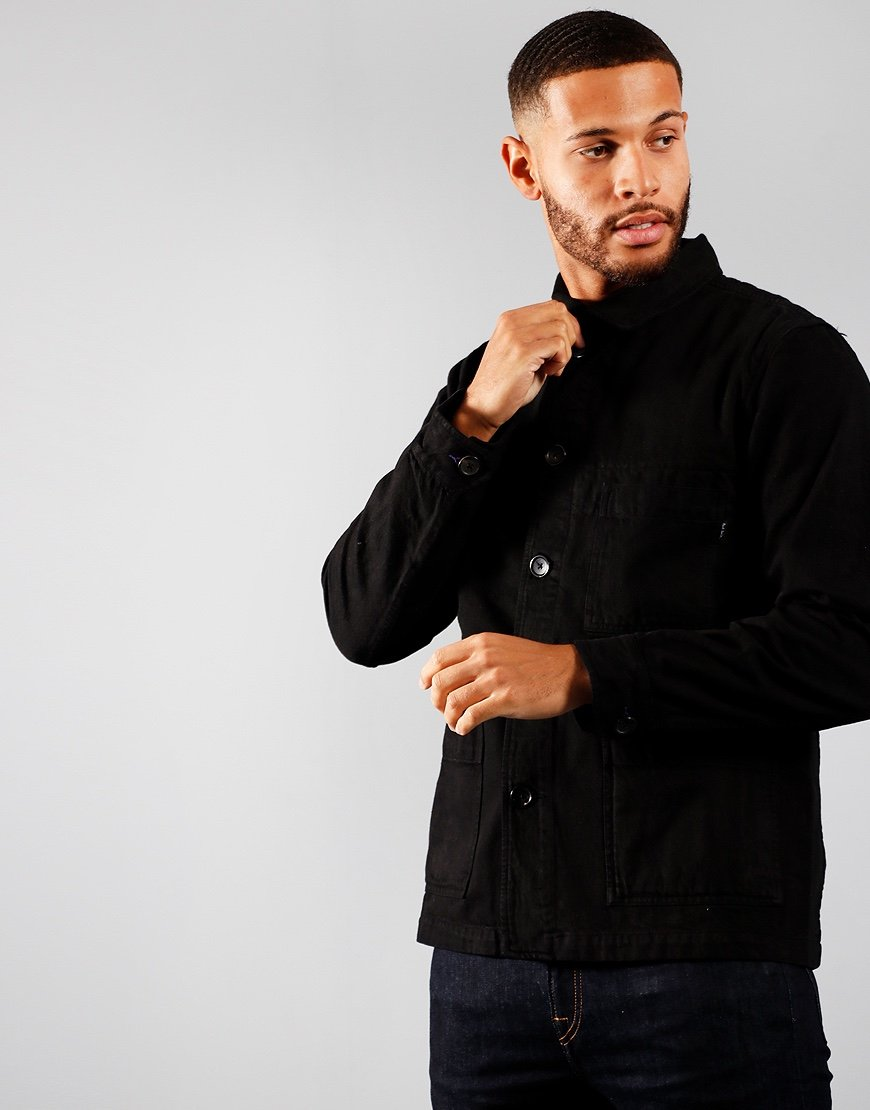 Paul Smith Chore Overshirt Black