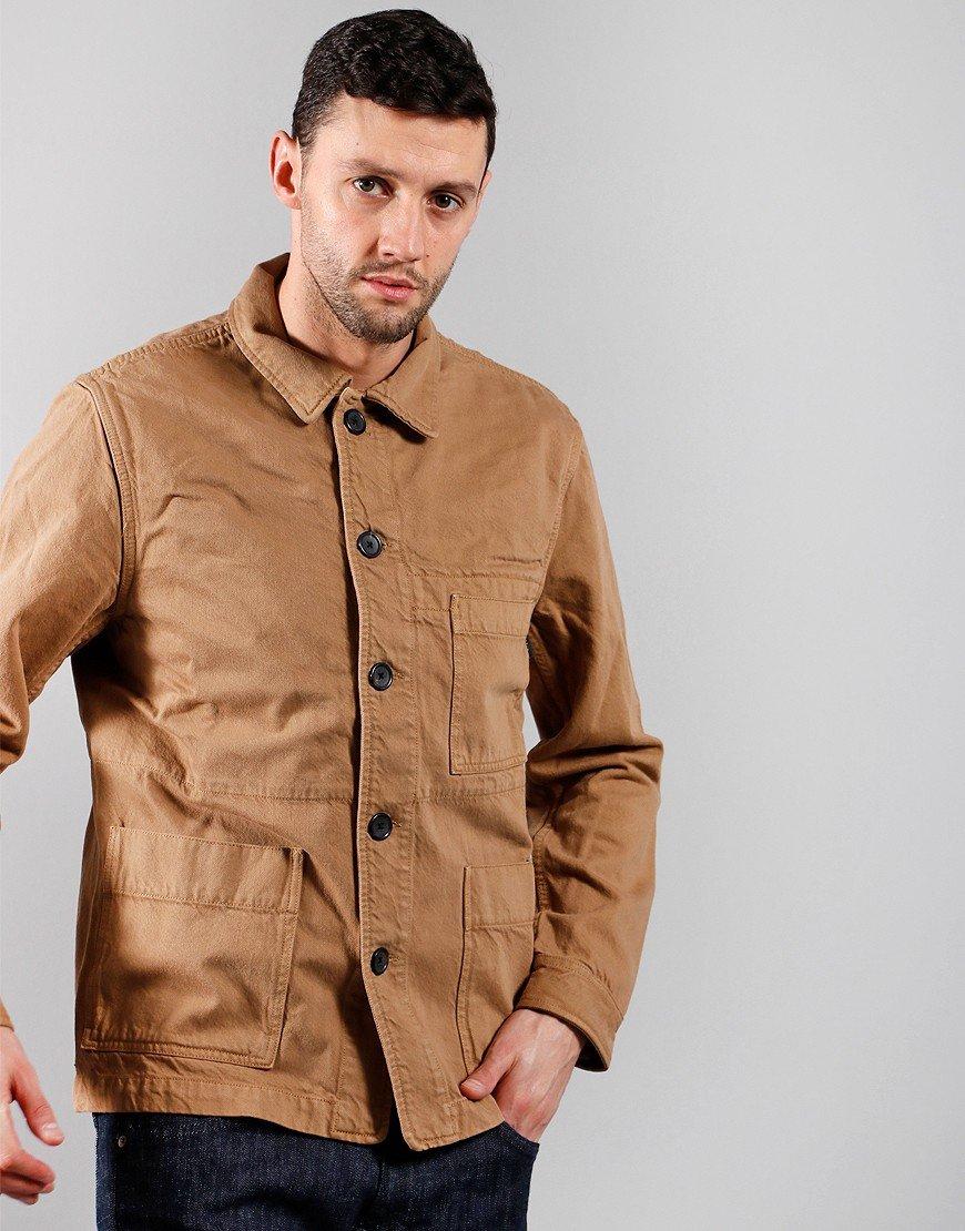 Paul Smith Chore Jacket Camel