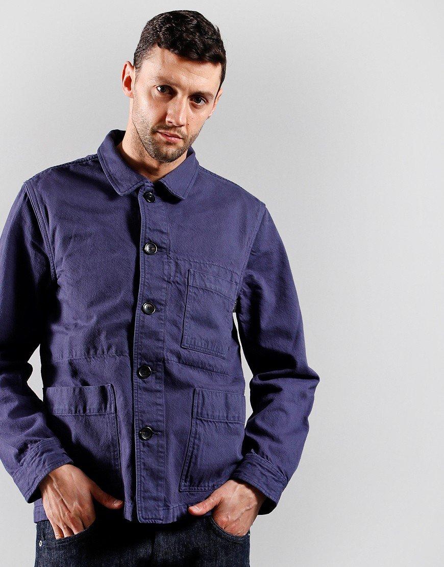 Paul Smith Chore Jacket Indigo