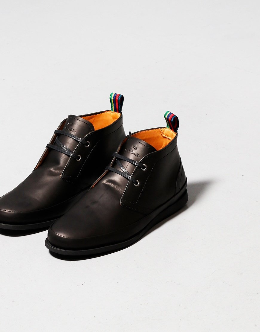 Paul Smith Cleon Boots Black