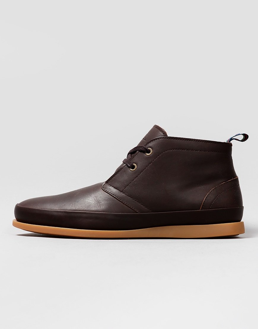 Paul Smith Cleon Chukka Boots Chocolate
