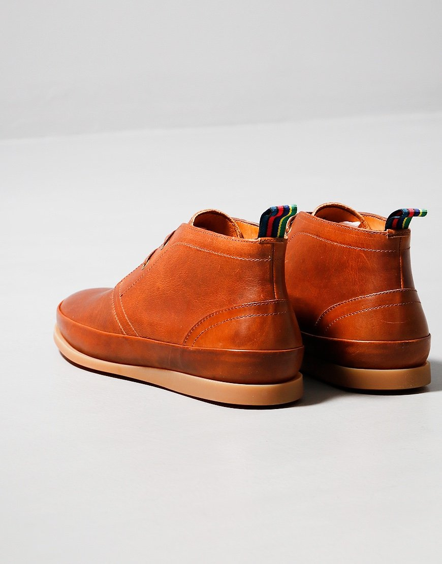 Paul Smith Cleon Boots Tan