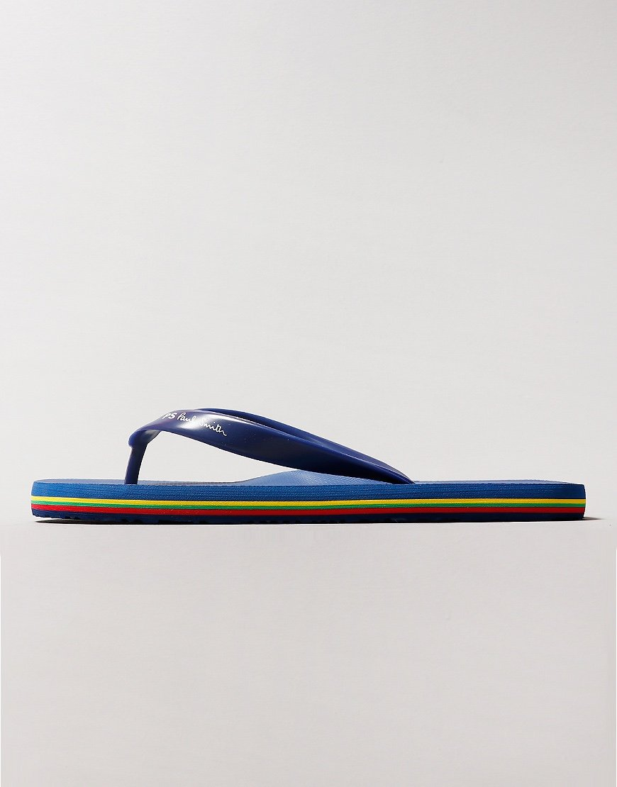 Paul Smith Dale Flip Flops Dark Navy