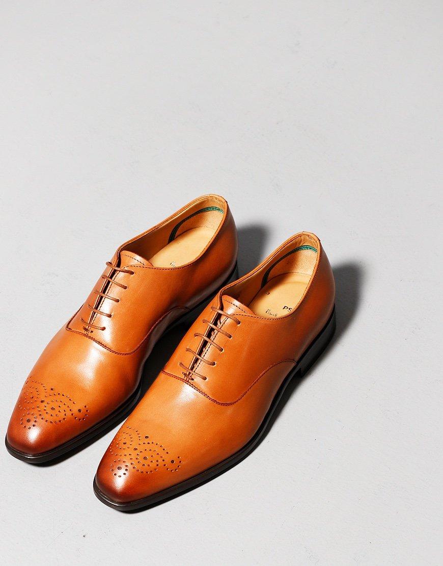 Paul Smith Guy Shoes Tan