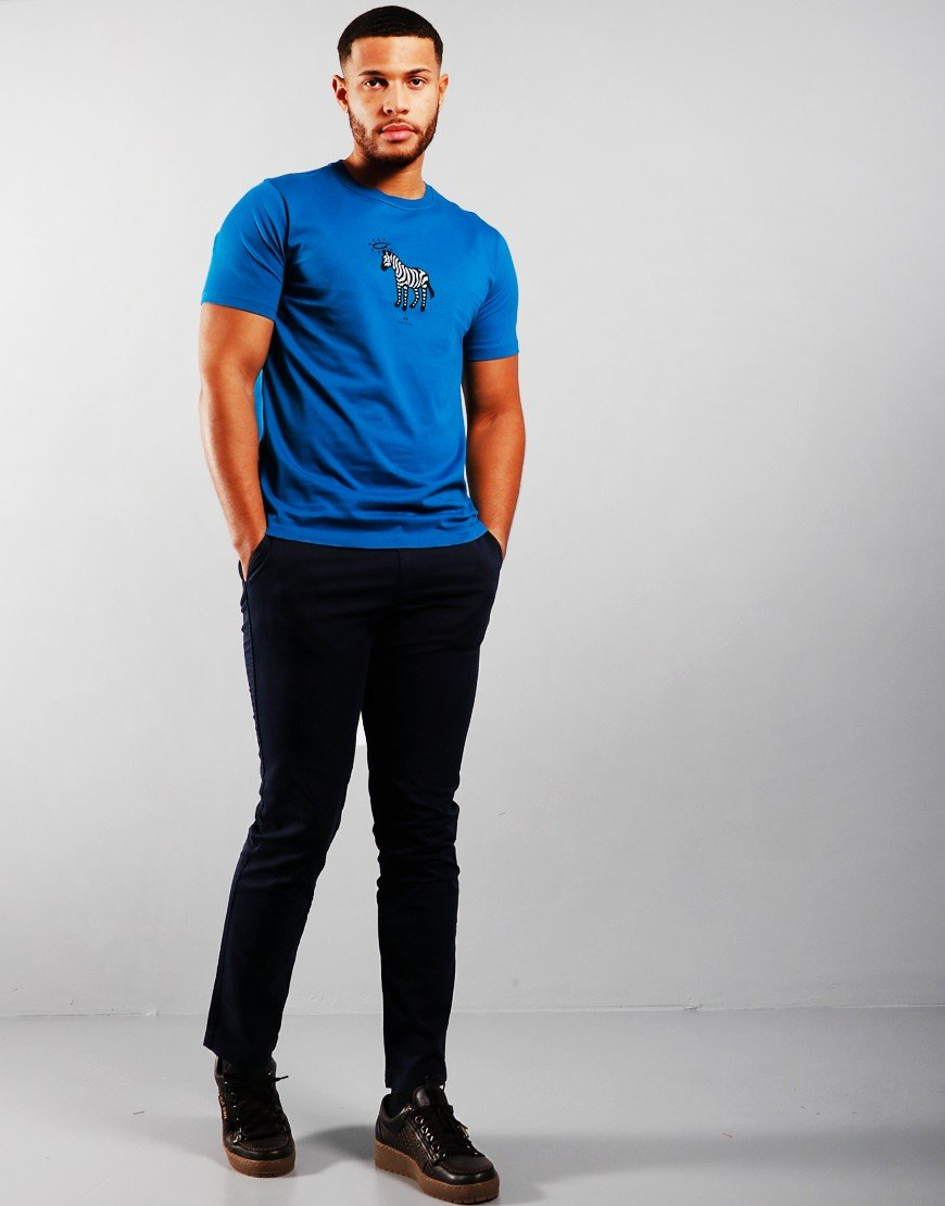 Paul Smith Halo Zebra T-Shirt 44A