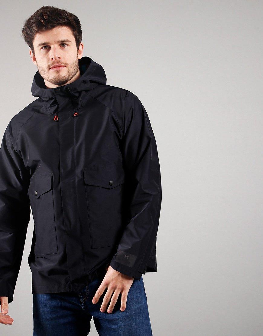 Paul Smith Hooded Jacket Dark Navy