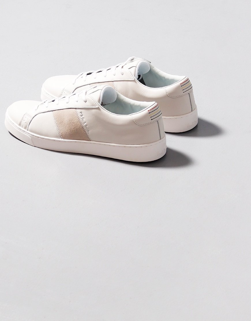 Paul Smith Lowe Trainers White