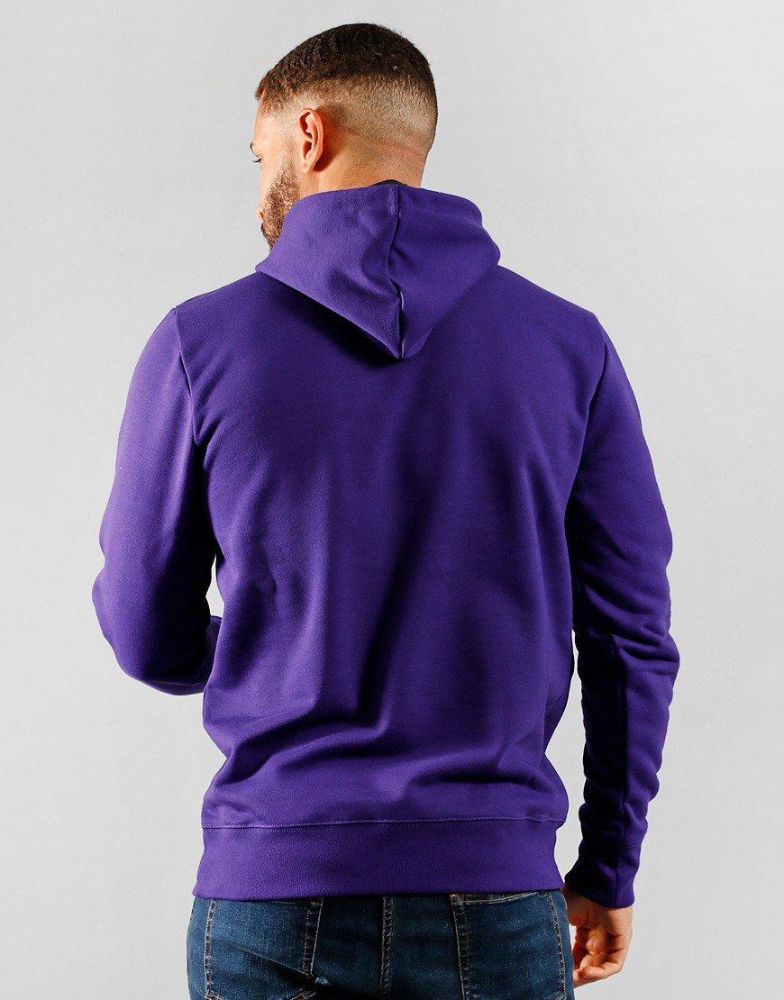 Paul Smith Long Sleeve Zebra Hoody Purple