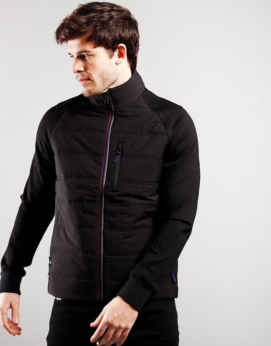 Paul Smith Mix Media Jacket Black